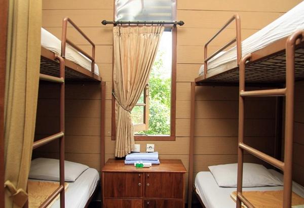Contoh Kamar Murah Hotel di Bogor CICO Resort