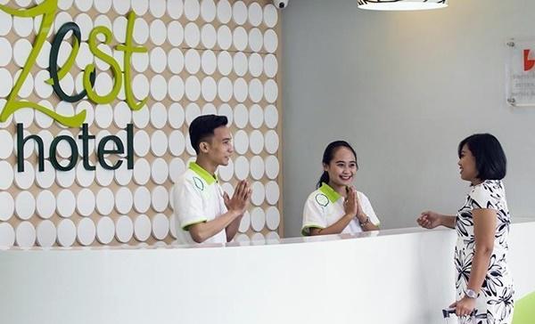 Hotel Bintang 2 di Bogor Zest Hotel Bogor