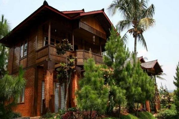 Hotel Bintang 5 di Bogor Jambuluwuk Puncak Resort Ciawi Bogor