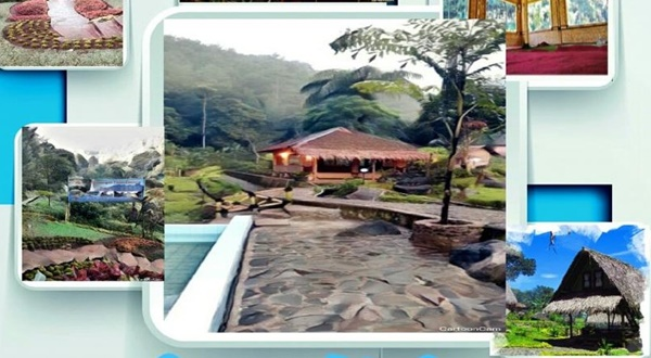 Hotel Bintang 5 di Bogor Sasaungan Cunang
