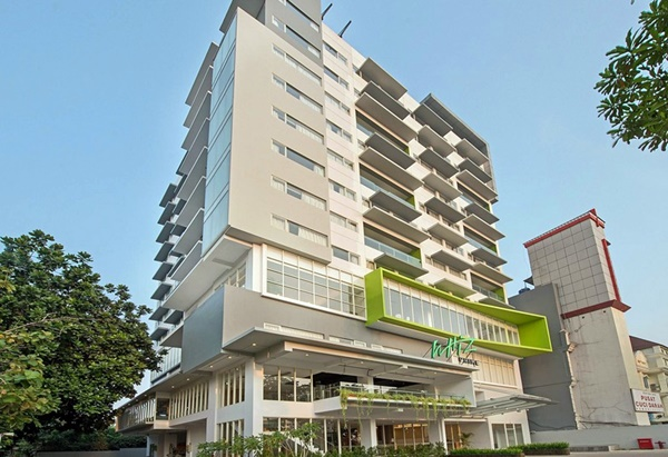 Hotel Murah di Bogor Kota Whiz Prime Hotel Pajajaran Bogor