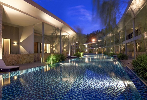 Hotel di Bogor Bintang 3 Hotel Neo Plus Green Savana Sentul