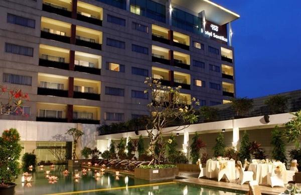 Hotel di Bogor Bintang 3 Hotel Santika Bogor