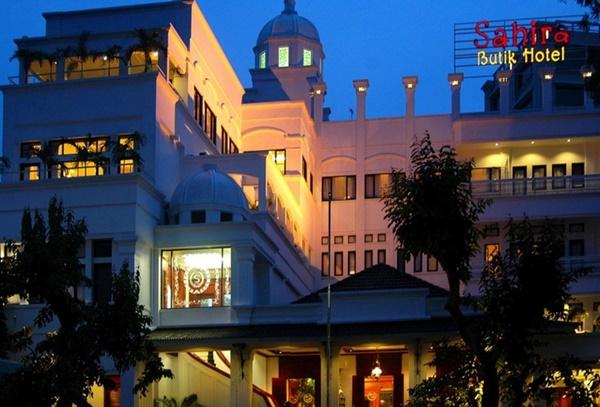 Hotel di Bogor Bintang 3 Sahira Butik Hotel