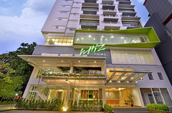 Hotel di Bogor Bintang 3 Whiz Prime Hotel Pajajaran Bogor
