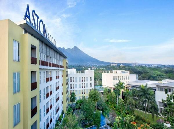 Hotel di Bogor Bintang 4 Aston Bogor Hotel and Resort
