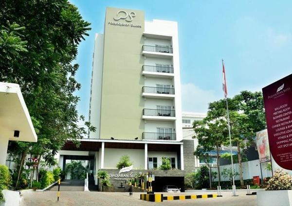 Hotel di Bogor Bintang 4 Padjadjaran Suites Hotel & Conference