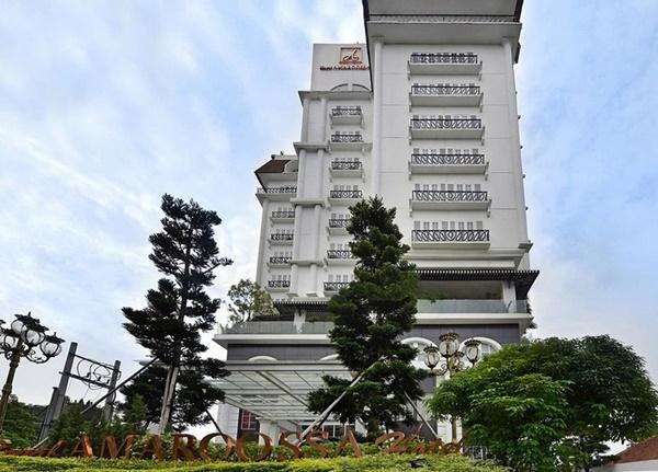 Hotel di Bogor Dekat Kebun Raya Amaroossa Royal Hotel