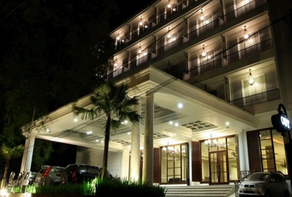 Hotel di Bogor Dekat Kebun Raya Hotel Royal Bogor