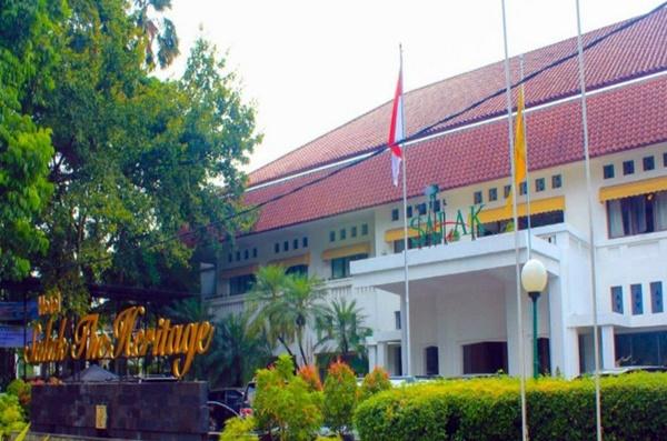Hotel di Bogor Dekat Kebun Raya Hotel Salak The Heritage