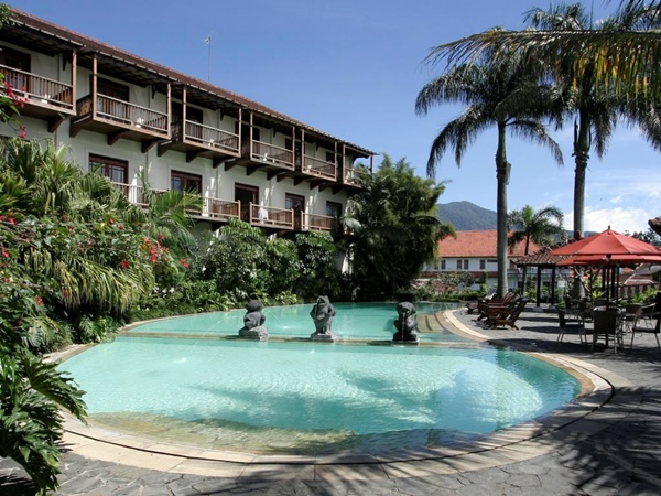 Hotel Murah di Cipanas Puncak