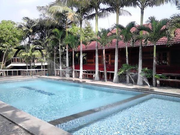 Hotel Murah di Puncak Ada Kolam Renang